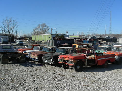 1960 To 1966 Chevy Truck New And Used Parts Restoration